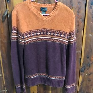 Vintage Abercrombie and Fitch sweater size medium